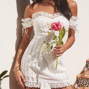FOR LOVE & LEMONS Anabelle dress